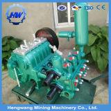 Diesel à haute pression Bw160, guerre biologique 250 pompe de boue de trois cylindres