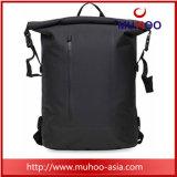 Repelente de água TPU preta Sports/Marcha/Laptop Duffel mochilas