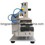 Machine van de Etikettering van de Fles van de superieure Kwaliteit de Halfautomatische Vlakke