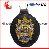 2016 La vente directe d'usine shérif annuel Star d'un insigne avec boîte de velours
