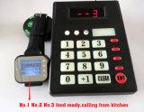 Sistema do atendimento da cozinha para o equipamento do rádio do restaurante