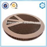 Práctico y ampliamente utilizado papel de material de nido de abeja en China