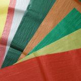 Высокое качество цветной тканый мешок для упаковки кукурузы и пшеницы