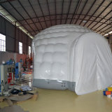 Белый надувной партии палаток
