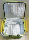 Petit costume de panier de refroidisseur de pique-nique de petite taille pour la promotion d'achat