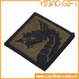 高品質はカスタム設計する背部(YB-e-034)鉄のが付いている刺繍されたパッチを
