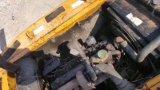 Excavatrice utilisée par chenille hydraulique Hyundai 215-7