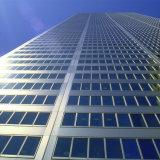 オフィスのための高性能10mm+12A+10mm低いE絶縁されたガラス