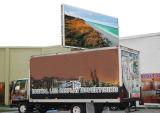 Wasserdichter Markt P8 farbenreiche LED-Bildschirmanzeige für das Bekanntmachen