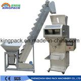 Máquina de embalagem dos grânulo do pesador das escalas dobro