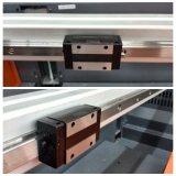 O posicionamento preciso visual na máquina de corte a laser para rótulos de câmara brinquedos