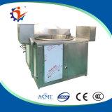 Pommes de terre frites Machine de traitement par lot automatique d'arachide friteuse