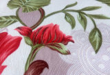 Neues gedrucktes Samt-Gewebe des Entwurfs-2017 weiches Hand-Gefühl für Sofa
