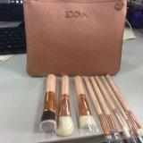 Conjunto de cepillo cosmético Rose-De oro de Zoeva de la alta calidad de la herramienta estupenda del maquillaje 8PCS