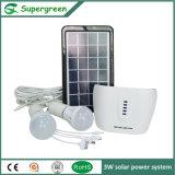 30W/50W petit Type de système d'alimentation solaire économique pour l'éclairage But