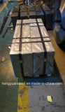placa galvanizada Z30-275 del soldado enrollado en el ejército de la hoja de acero de 0.125-3.0m m