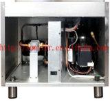 Schneeflocke-Eis-Hersteller/Trockeneis, das Maschine herstellt