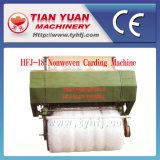 Vliesstoff ohne Staub-Faser-Baumwollschaf-Wolle-kardierende Maschine