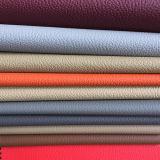 Ткань PVC высокого качества кожаный для места автомобиля (HS-PVC16018)