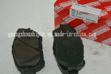 Accessoire Brake Pad Trading Company 04465-08030 pour Toyota
