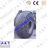 Catena di protezione del pneumatico del caricatore della rotella di alta qualità