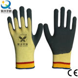Вкладыши Кевлар высокой ранга, нитрил пены покрыли, перчатки сопротивления отрезока Anti-Cut/, перчатки безопасности работы
