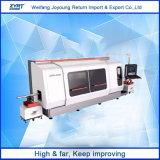 El tubo de fibra de acero tubo cuadrado de la máquina cortadora láser 3000W