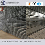 Q345b горячей DIP оцинкованных квадратная стальная труба