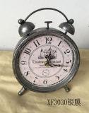 2017 рекламных подарков столе стиле Vintage металлические часы