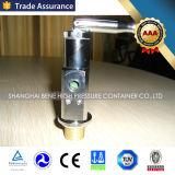 Messingventil des Vorsichtsmaßnahme-medizinisches Sauerstoff-Cga540 Cga870 für Sauerstoffbehälter