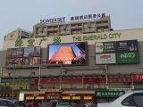 Pantalla de visualización a todo color al aire libre de LED P10 para hacer publicidad