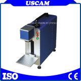 Чпу станок для лазерной маркировки изготовителя мини-Portable волокна для металла