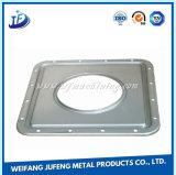 OEM/Customized het Stempelen van het Aluminium Bijlage met Lassen en Knipsel
