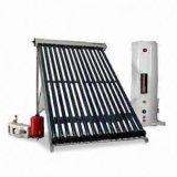 높은 압력을 가한 열파이프 태양 온수기 시스템