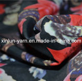 Indischer Liebling faltete Chiffon- Gewebe für Sommer-Kleid