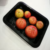 2018 neues Plastikgute Qualitätssicheres preiswertes Nahrungsmittelgrad-Wegwerftellersegment der Art-pp.