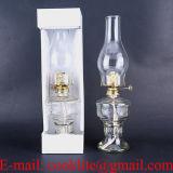 Indicatore luminoso tradizionale dell'olio di paraffina della lampada della Tabella del cherosene di stile cinese