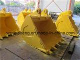 Triagem de demolição de giro hidráulico agarrar para escavadeira da caçamba de alta qualidade