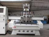 Mudança de ferramenta pneumática 1325 Máquina de madeira do ATC para venda