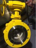 """Valvola a saracinesca aumentante standard della maniglia della rotella del gambo di pollice Class150 di pollice 4 della flangia 2 di api 6D Wcb """""""