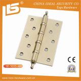 Dobradiça de porta de ferro de alta qualidade de 4bb (DH-5035-4BB)