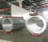 Doble pared del tubo de PVC corrugado Línea de extrusión