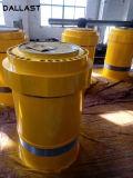 Único cilindro hidráulico ativo do atuador para a máquina de desenho profundo/máquina da imprensa