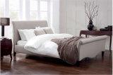 現代木の寝室の家具