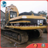 A Caterpillar 330b utilizados Excavator-Backhoe Esteiras Water-Cooling 2005/8000hrs Japan-Export 0.5~1.5cbm/30ton