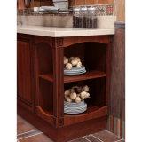 E0 clássico PP L-Shape armário de cozinha (OP14-035)