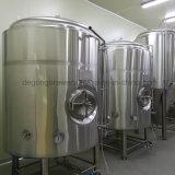 2000L Casa Pública de la cerveza de fermentación micro cervecería con sistema de calefacción de vapor