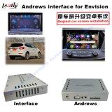 Interfaccia Android per le insegne di Opel, Buick Regal, Lacrosse, zona franca (SISTEMA del sistema di percorso di GPS video di INDICAZIONE)