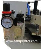 ペーパープラスチック革のためのTam-90-2名刺の空気の熱いホイルの切手自動販売機
