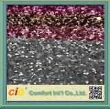 Decoration Use Glitter Leather Fabric